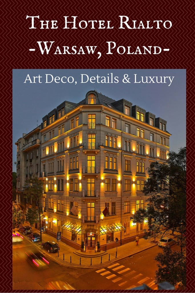 The Hotel RialtoWarsaw, Poland