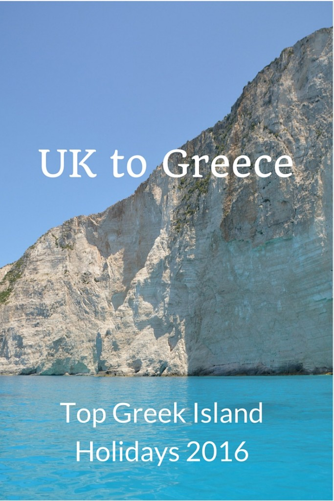 UK to Greece