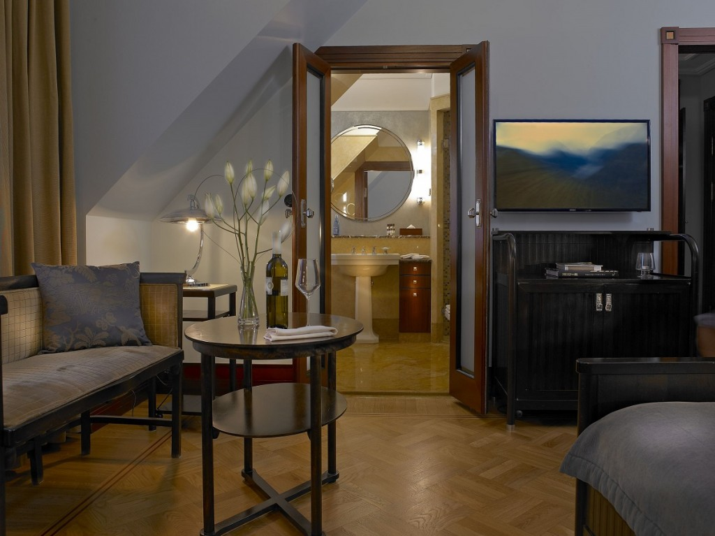 executive double room viennese room