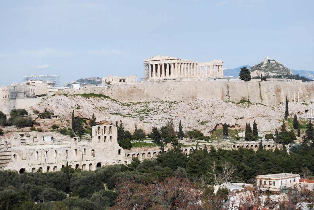Top 5 Spots The Best View Of Athens Travel Greece Travel Europe