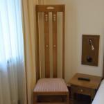 Period furniture at the Rialto Hotel Warsaw.