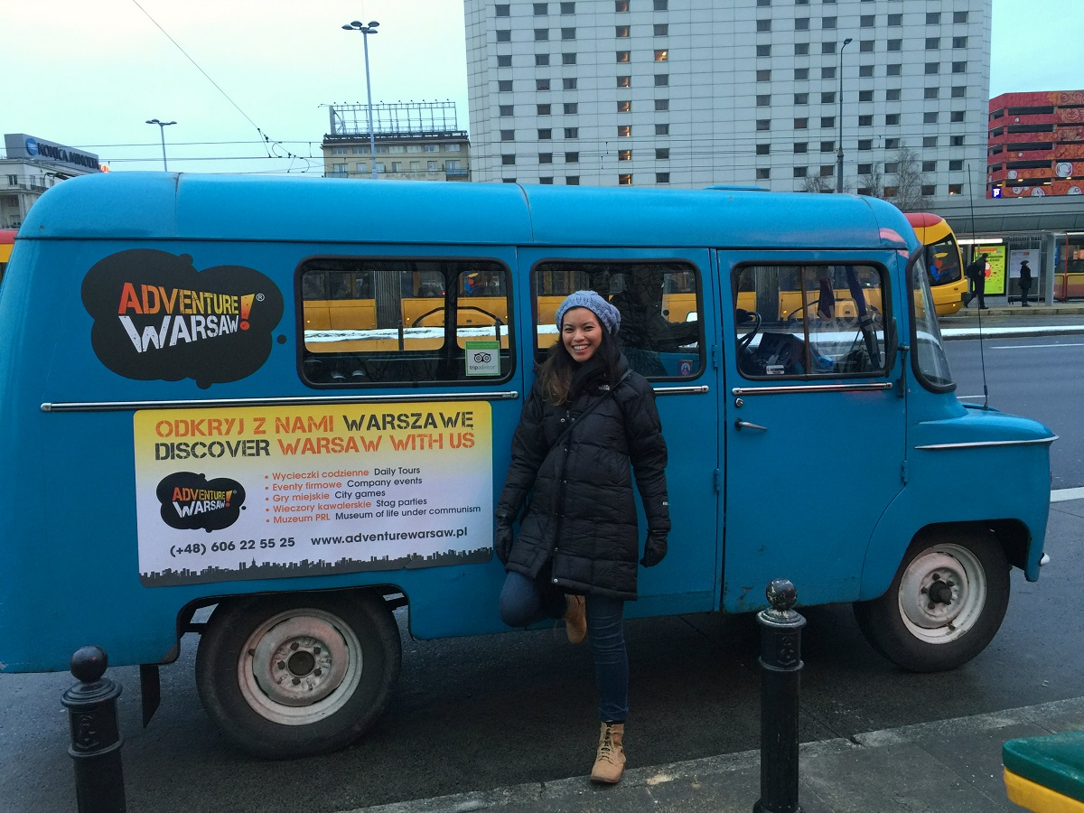 The Off-the-Beaten-Path Warsaw Tour
