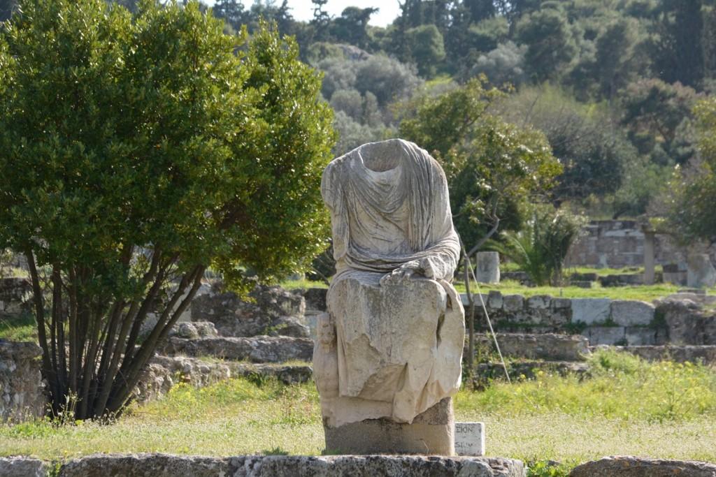Ancient Agora of Athens. (2)