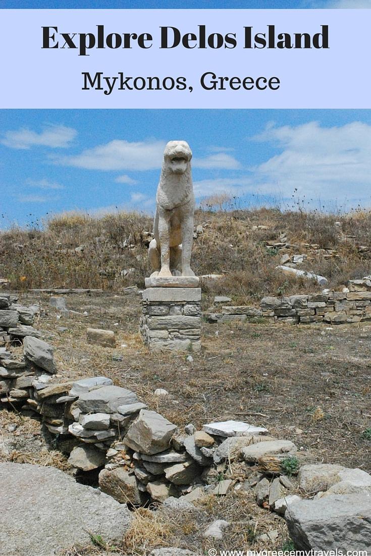 Explore Delos Island