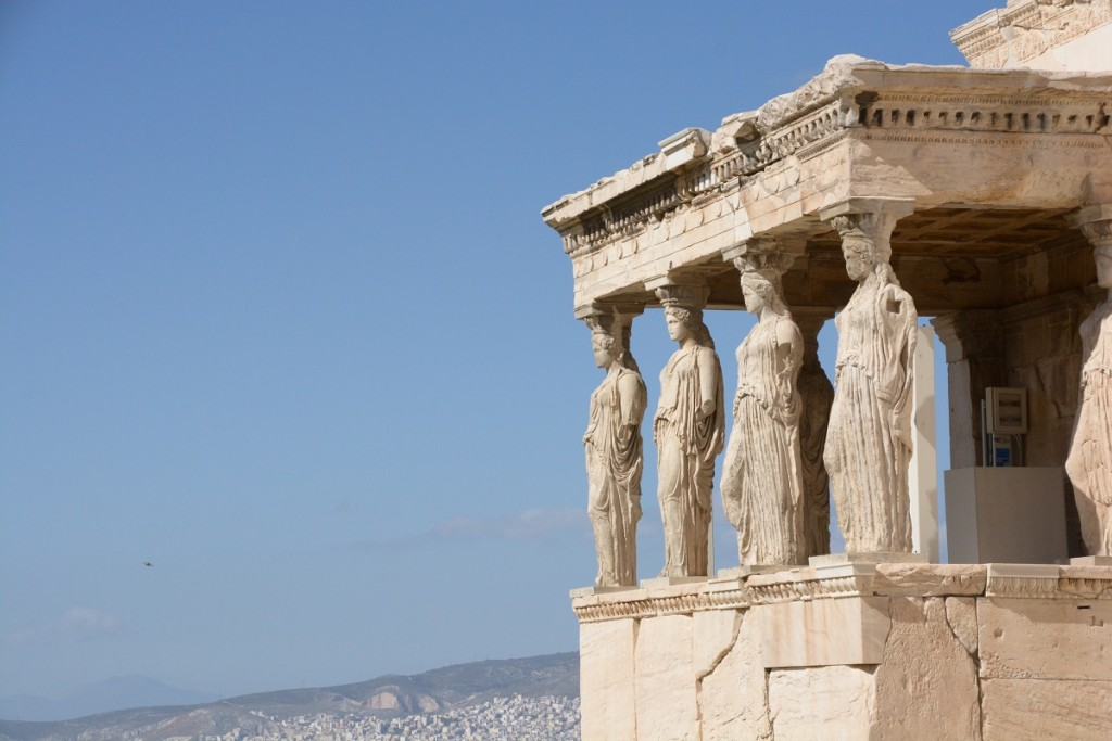 Greek mythology tour of Athens by Alternative Athens.
