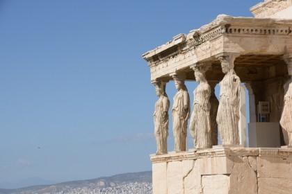 Greek mythology tour of Athens by Alternative Athens.