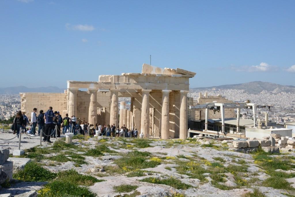 Greek mythology tour of Athens.