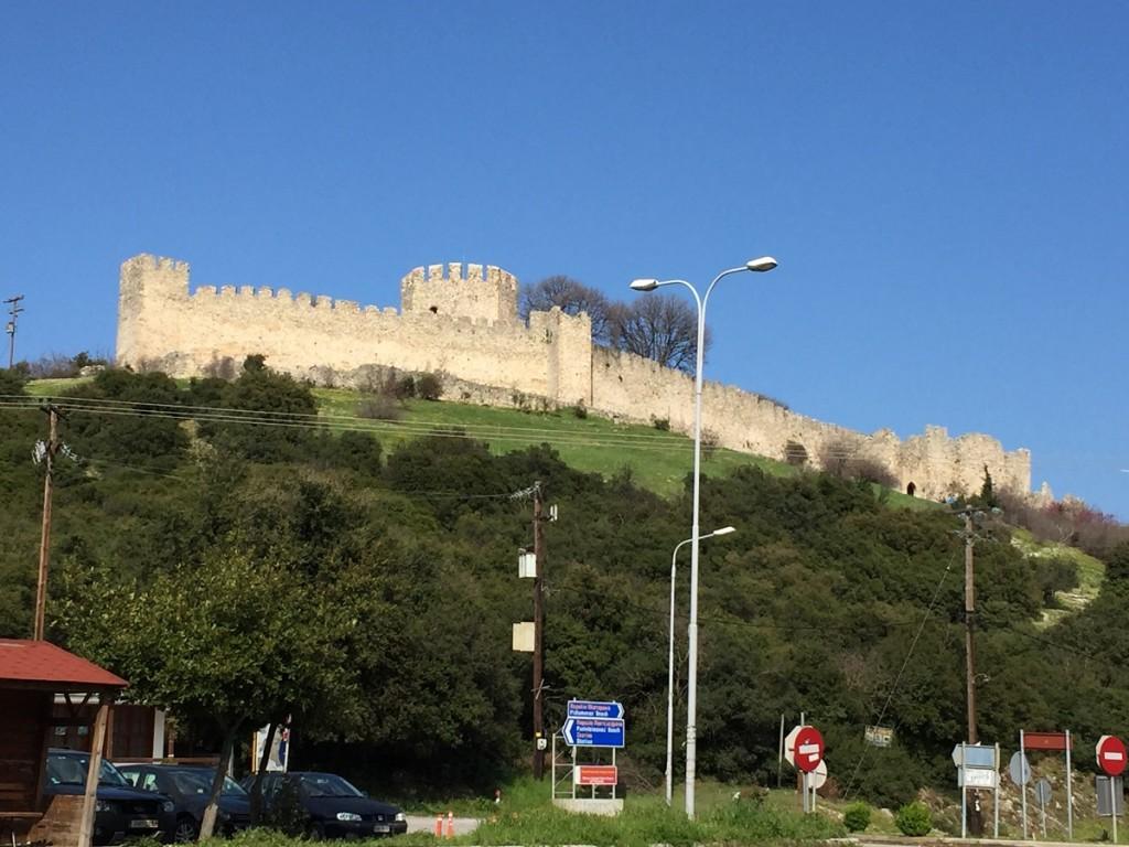 Platomonas Fortress