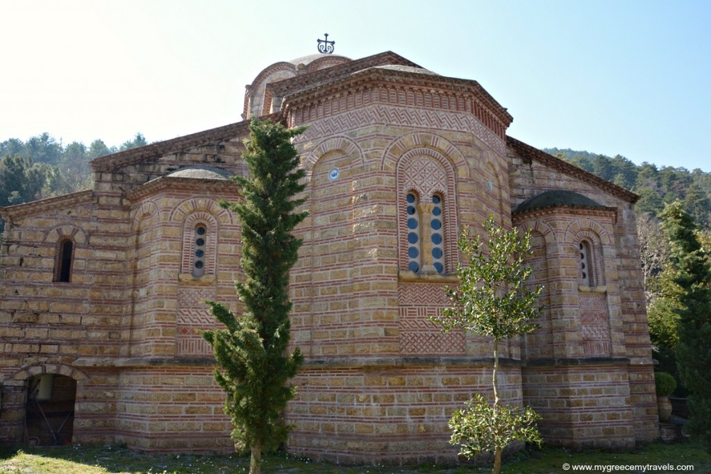 St. Dionisius Monastery Pieria mygreecemytravels (1)