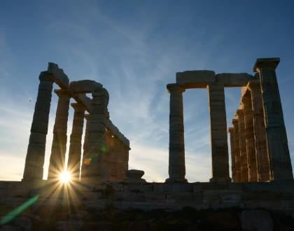 Tour Cape Sounio and the Athens Riviera