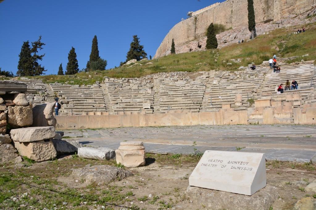 Theatre of Dionysos.