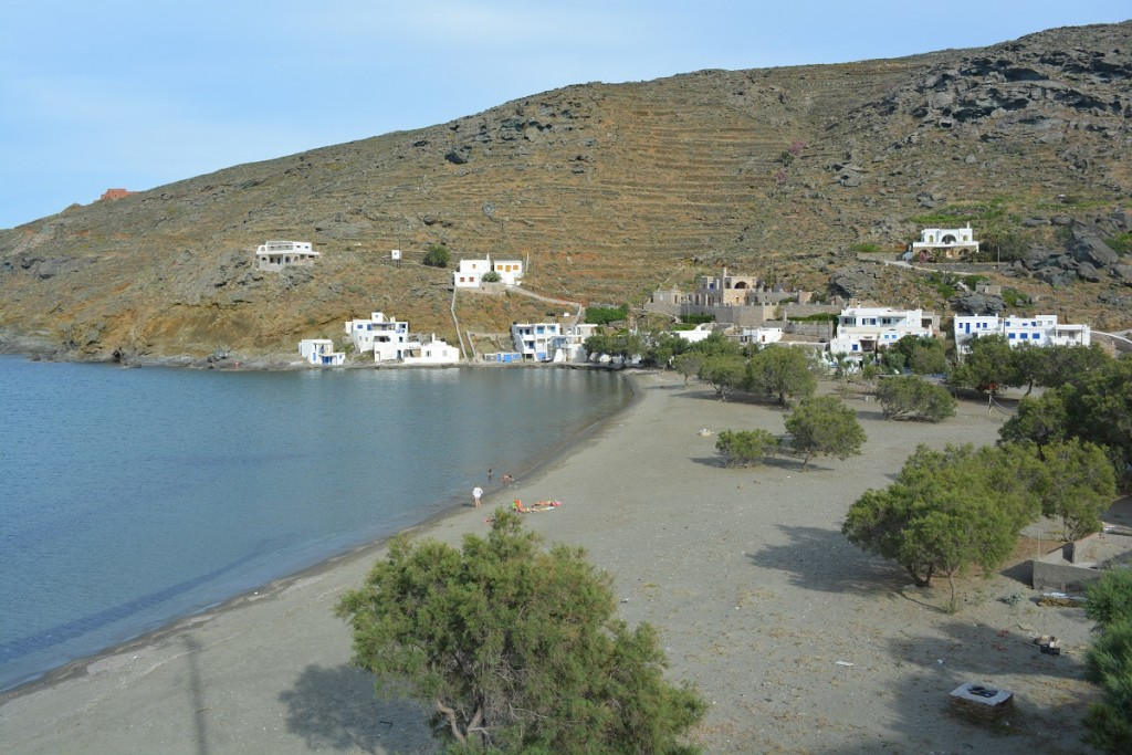 Tinos island is in the Cyclades.