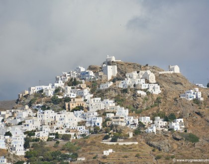 The Cascading Chora of Serifos