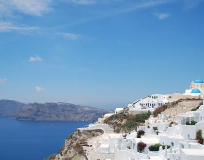 Firostefani: A Stay in Santorini