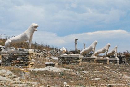 Delos Island Highlights