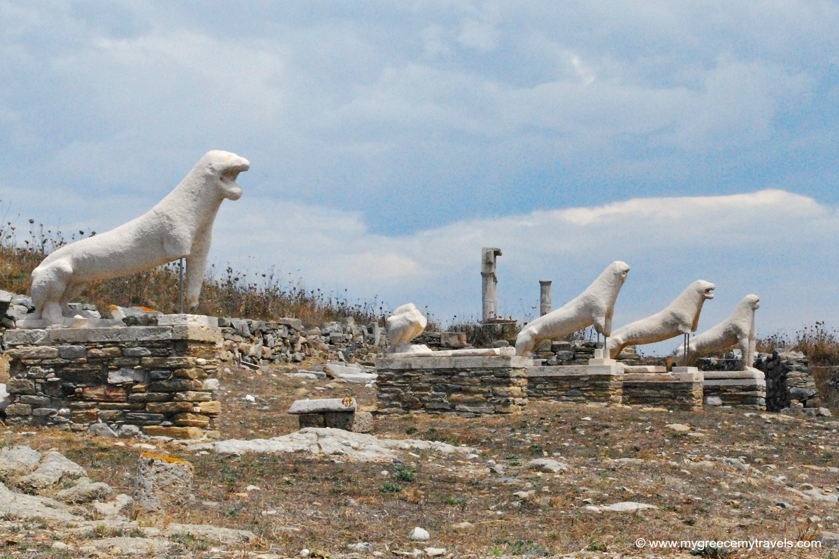 Delos Island Highlights