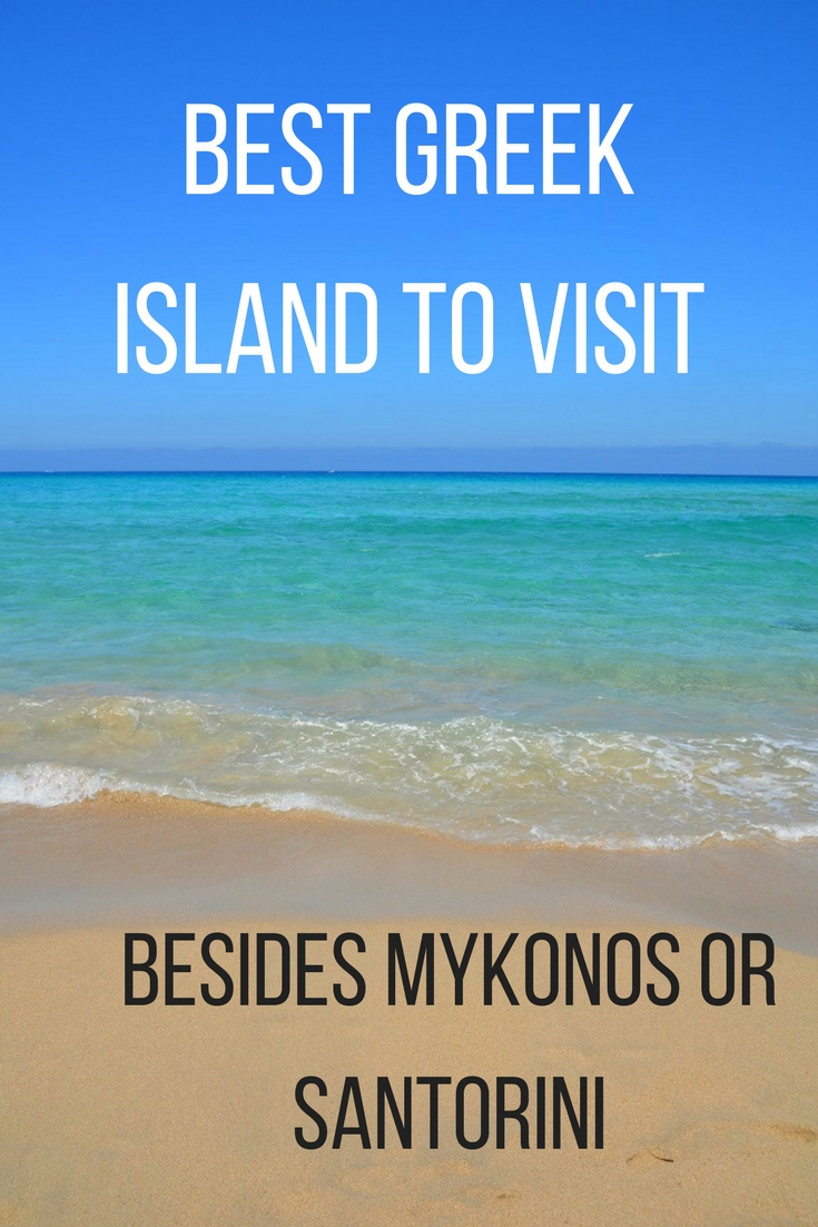 Best Island To Visit In Greece In October