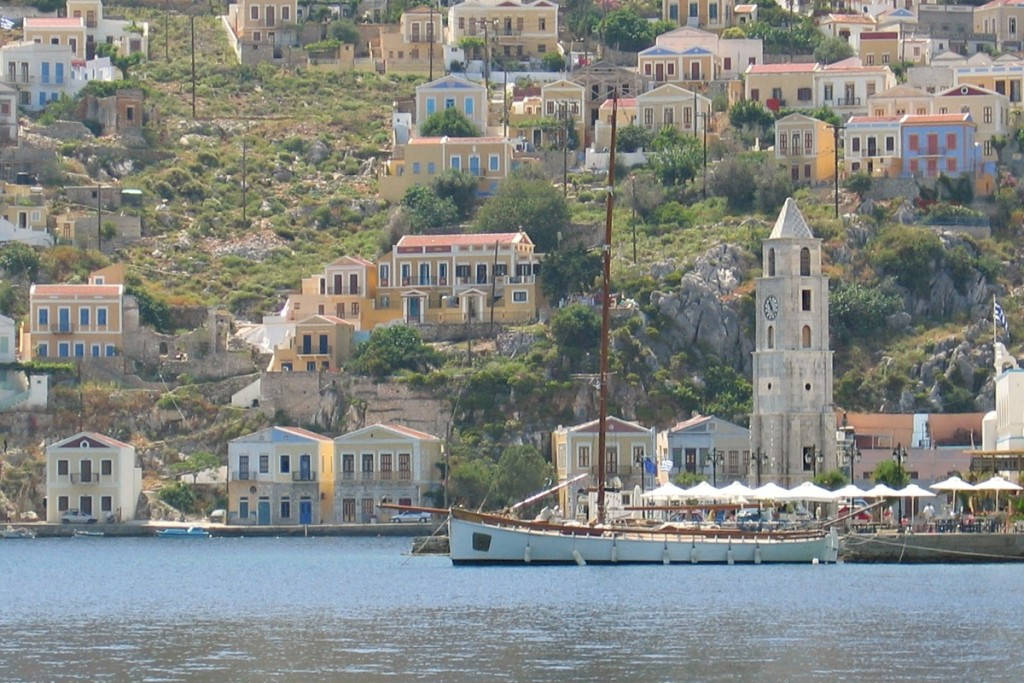 Symi island_Photo by Charlie196 Creative Commons