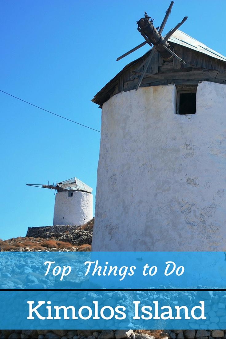 Top Things to Do Kimolos Greece