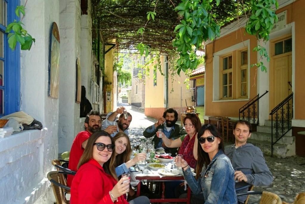 Asomatos Village Lesbos mygreecemytravels (1)