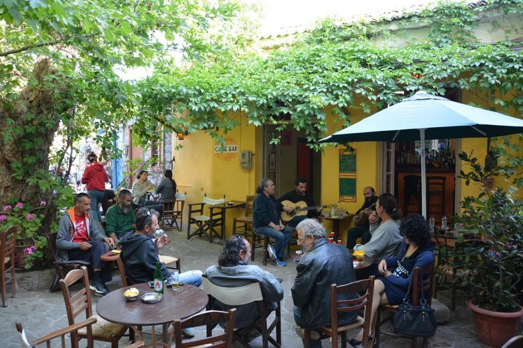 Eressos Village Lesbos mygreecemytravels (2)