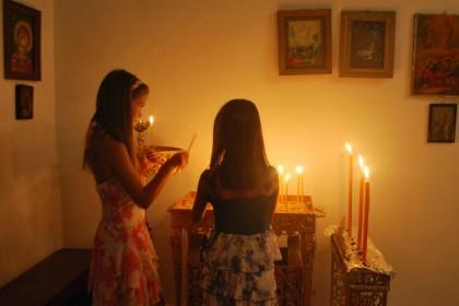 Photo Tour: A Greek Island Church Festival