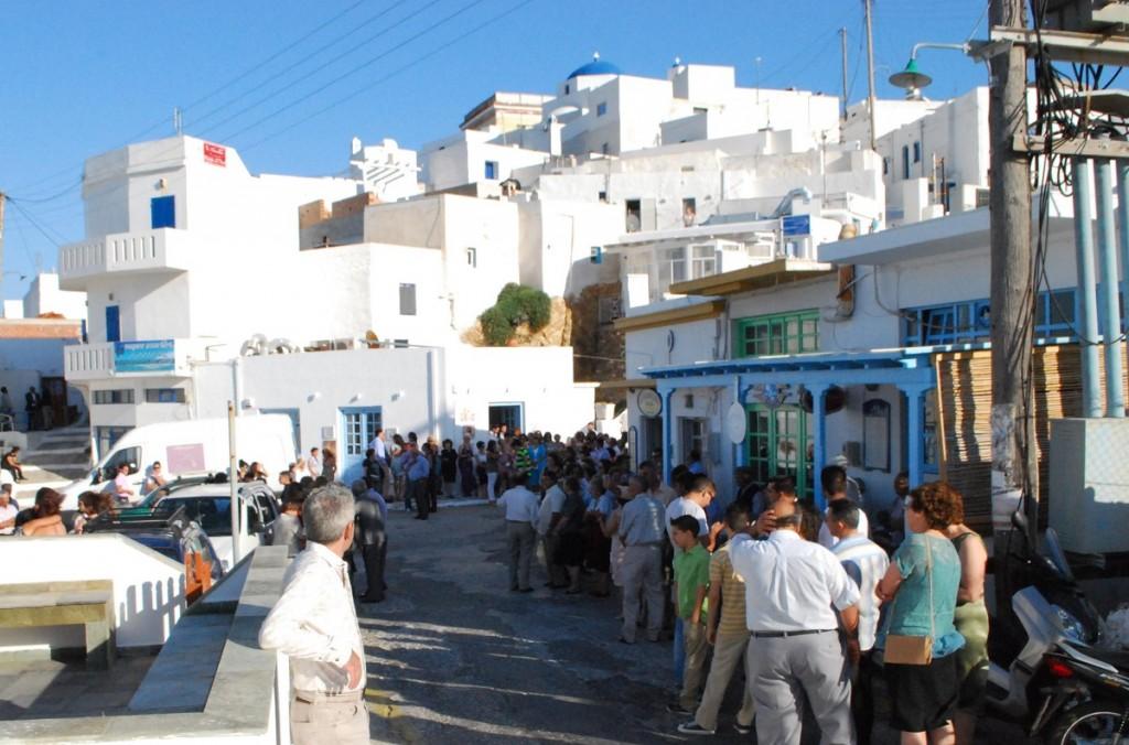 Greek Island Wedding Serifos mygreecemytravels (1)