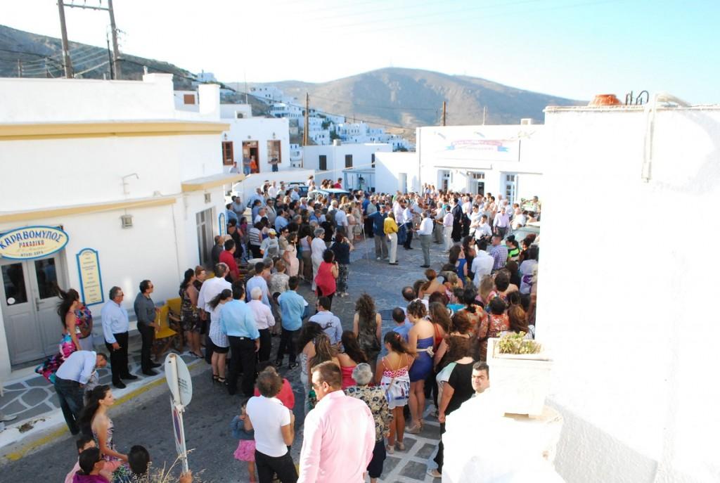 Greek Island Wedding Serifos mygreecemytravels (2)