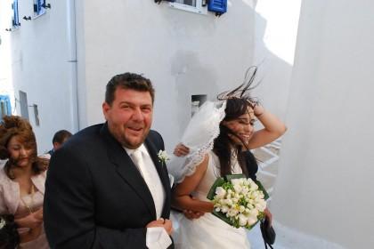 Photo Tour: Traditional Greek Island Wedding