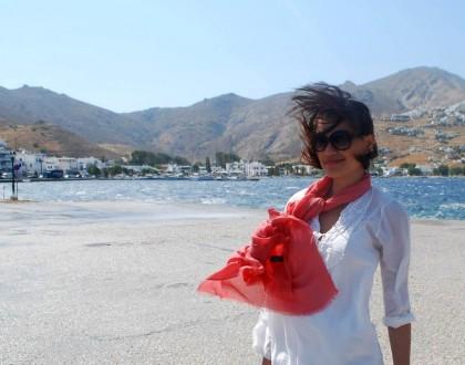 Meltemi Winds in the Greek Islands
