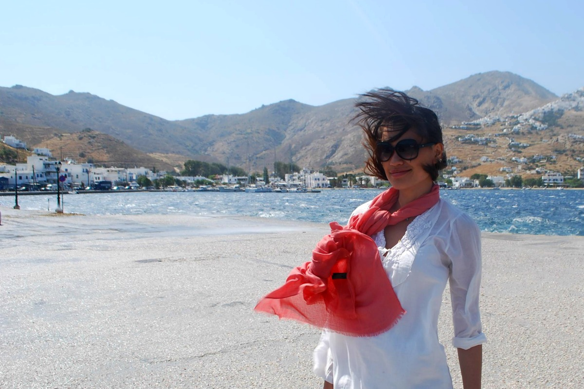 Meltemi Winds of the Greek Islands