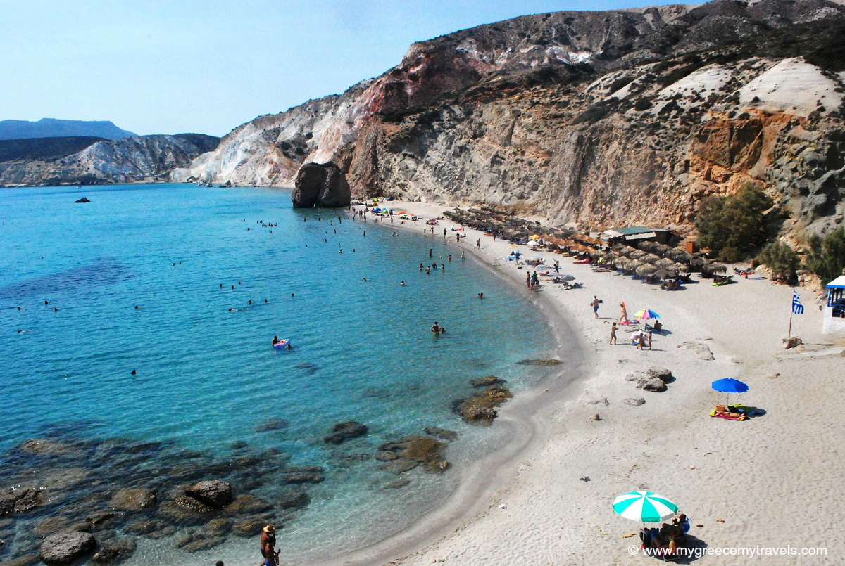 Day Island Tour Greece