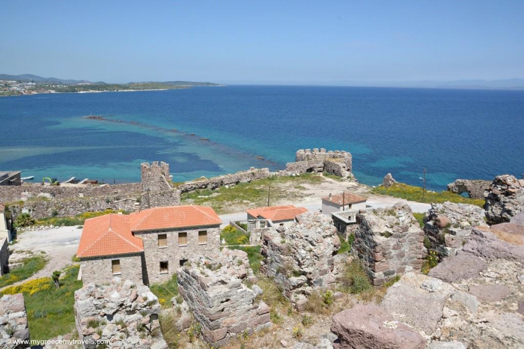 Mytilene Castle Lesbos