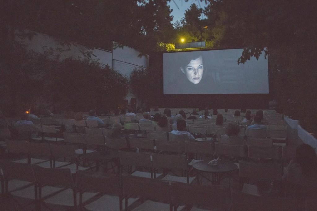 Summer Open Air Cinema Athens Photo Courtesy of Cine Dexameni Kolonaki (3)
