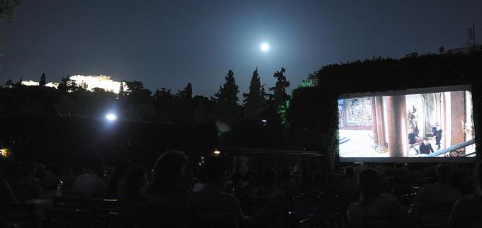 Summer Open Air Cinema Athens Photo by Vasilis Koutroumanos Courtesy of Cine Thisseon (3)