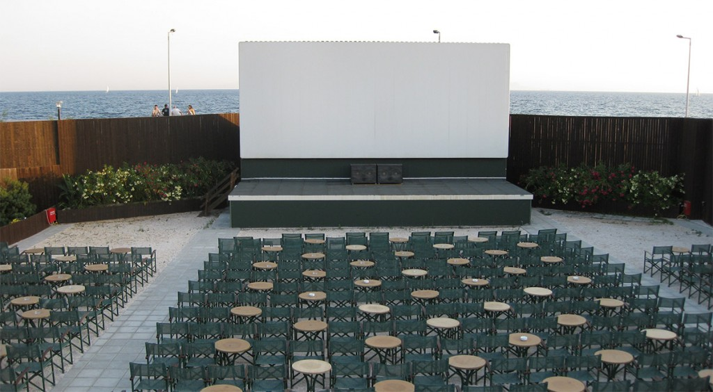 Summer Open Air Cinema in Athens Photo Courtesy of Floisvos (4)