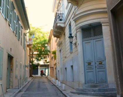 Athens Architecture Tour: Ancient to Modern