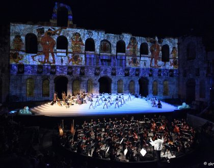 Night at the Opera: Odeon of Herodus Atticus