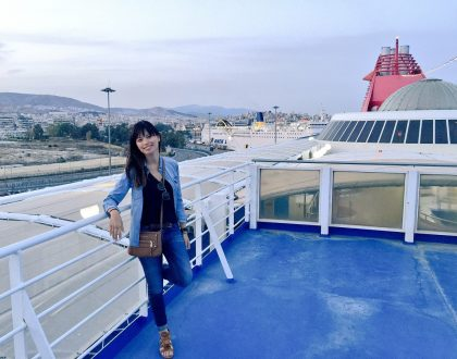 Overnight Ferry to Crete with Minoan Lines