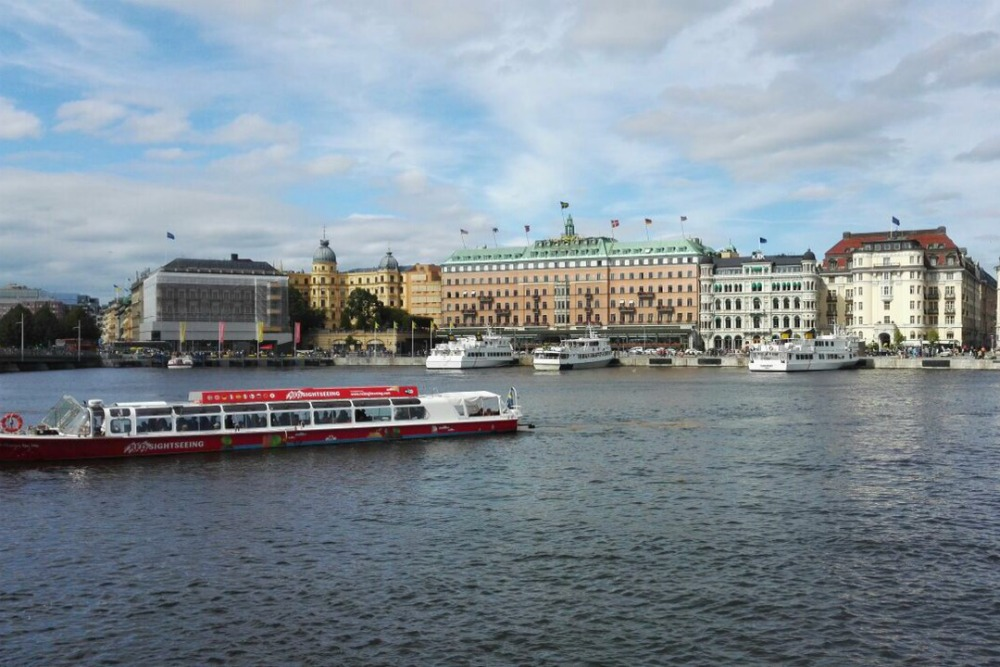 Boat Tours in Stockholm mygreecemytravels