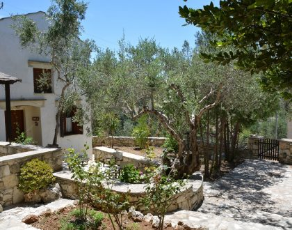 Natalia's Houses: Greek Guesthouse Experience