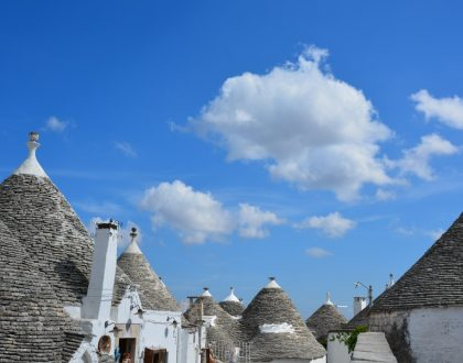 Alberobello: Among the Trulli
