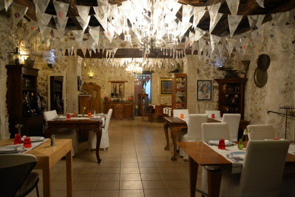 Avli Cretan Restaurant Rethymnon Crete (3)