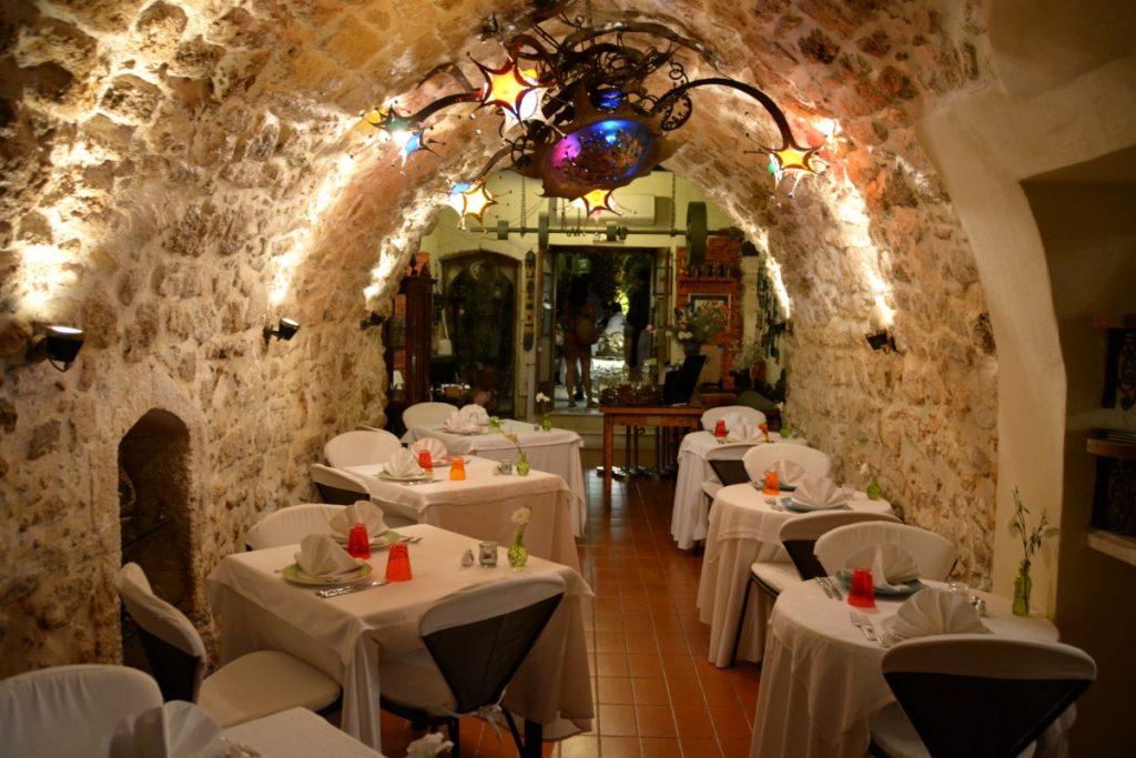 Avli Cretan Restaurant Rethymnon Crete (5)