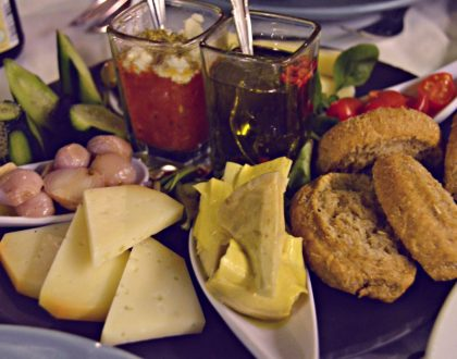 Avli in Rethymnon: Cretan Dining Defined
