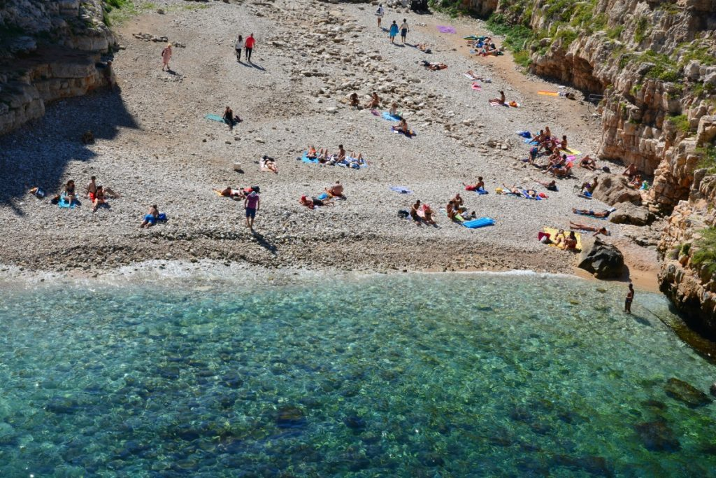 Cala Paura Beach_Things to Do in Polignano a Mare mygreecemytravels (40)