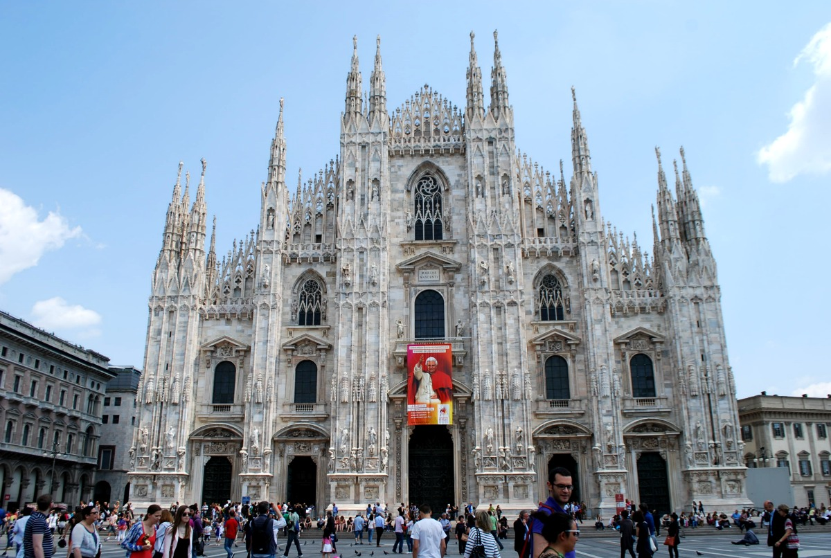 Weekend in Milan: Day One Itinerary