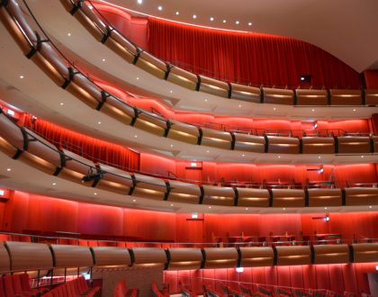 Stavros Niarchos Foundation Cultural Center: Arts and More