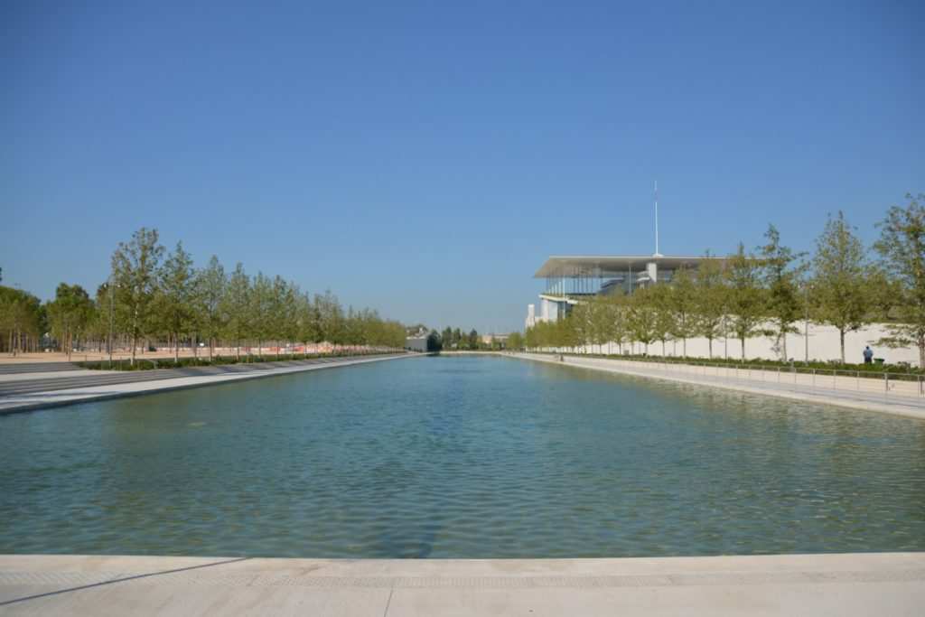 Tour the Stavros Niarchos Foundation Cultural Center mygreecemytravels (14)
