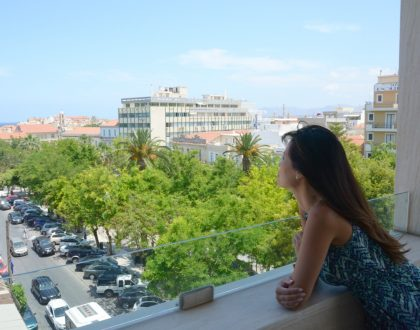 Samaria Hotel in Chania: Location and Luxury